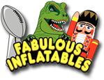Fabulous Inflatables by Dynamic Displays! - Click to Return Home