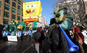 SpongeBob SquarePants Parade Balloon