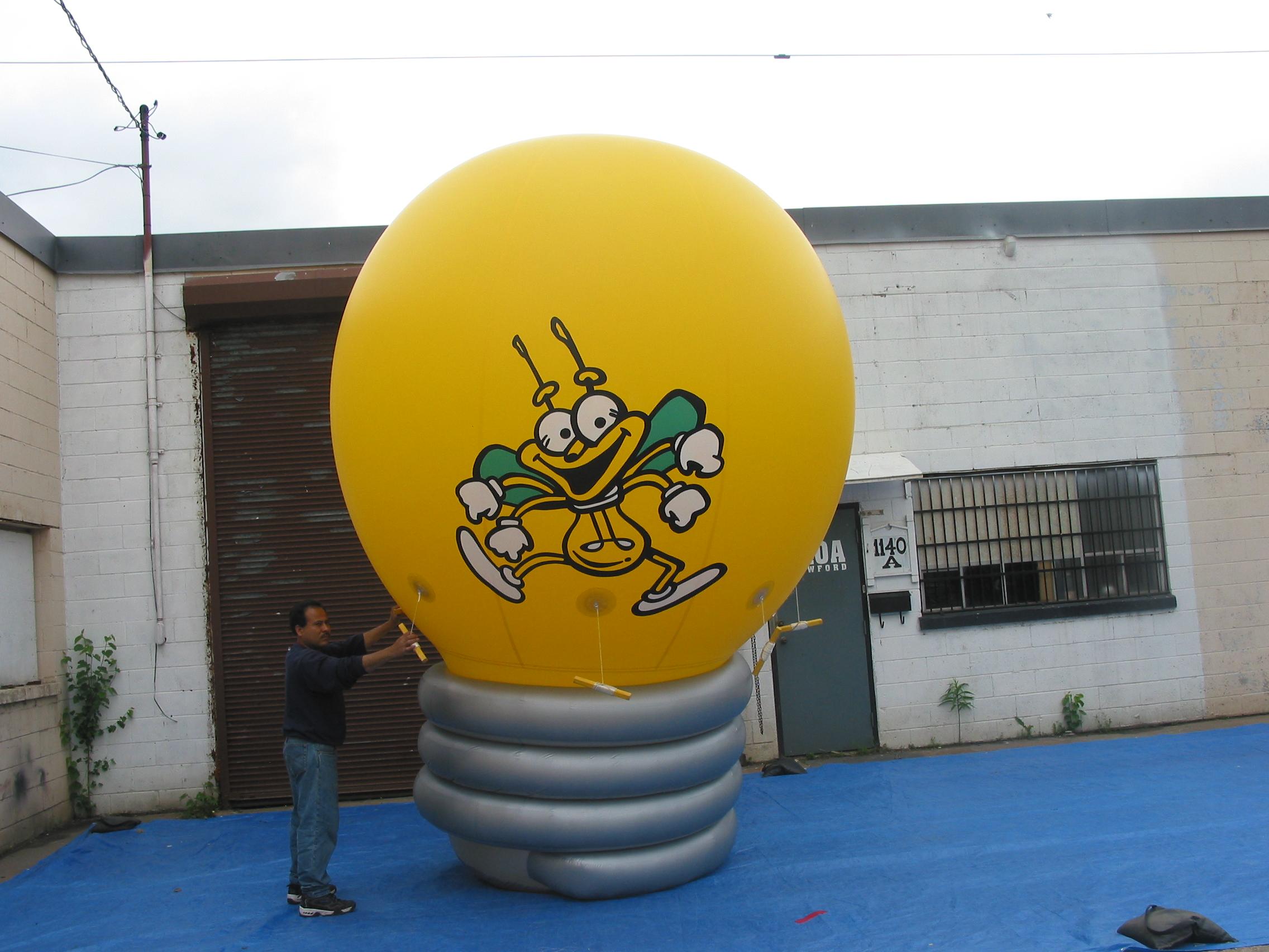 Louie Lightbulb