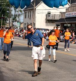 Dynamic Parade Staff