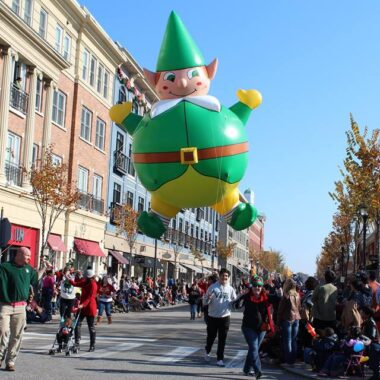 Elf Parade Balloon
