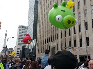 Angry Birds Parade Balloon