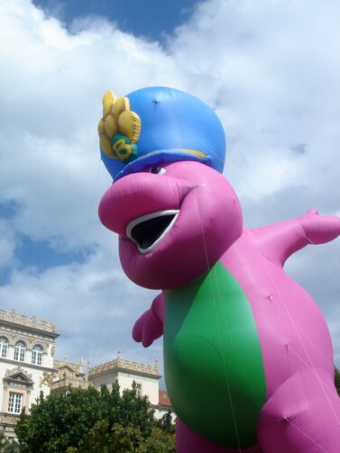 Barney & Friends Parade Balloon