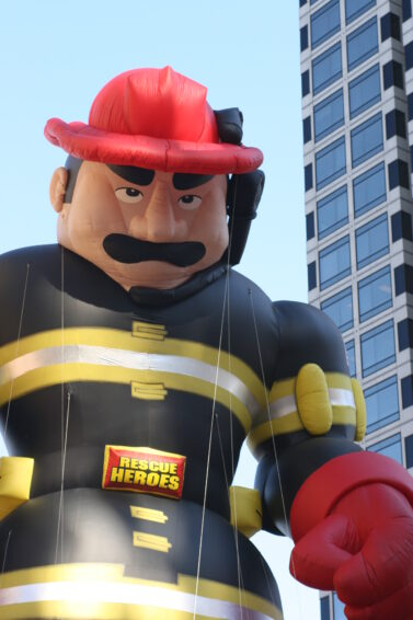 Billy Blazes, Fireman Parade Balloon
