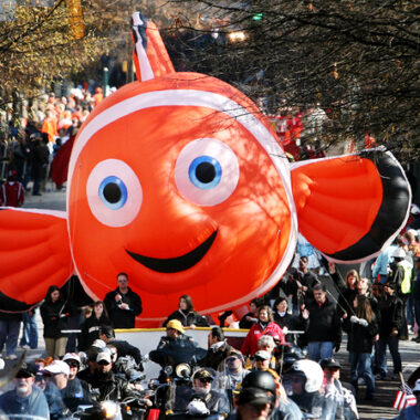 Clown Fish Parade Balloon