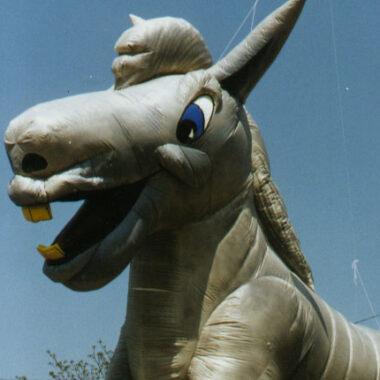 Dancing DonkeyParade Balloon, 45'
