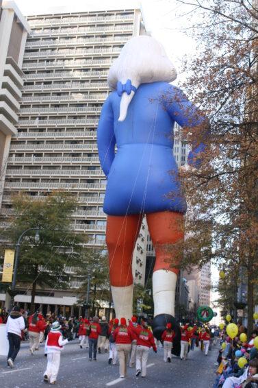 George Washington Parade Balloon