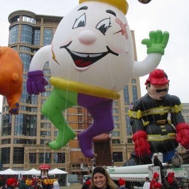 Humpty Dumpty Parade Balloon