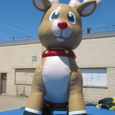 Rudolph Parade Balloon, 25'