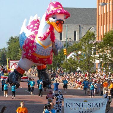 Mother Goose Parade Balloon