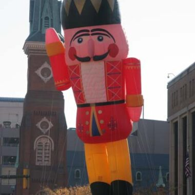 Nutcracker Parade Balloon