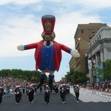 Band Leader Parade Balloon, 45'