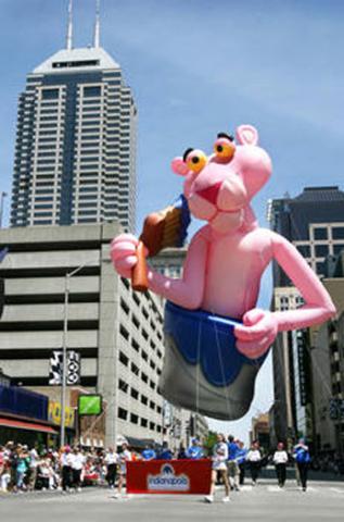 Pink Panther Parade Balloon
