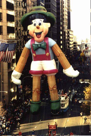 Pinocchio Parade Balloon