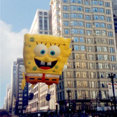SpongeBob SquarePants Parade Balloon