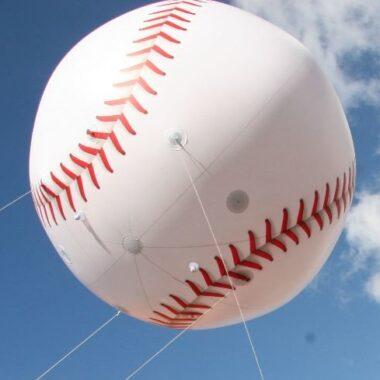 Baseball Parade Balloon (Small), 10'