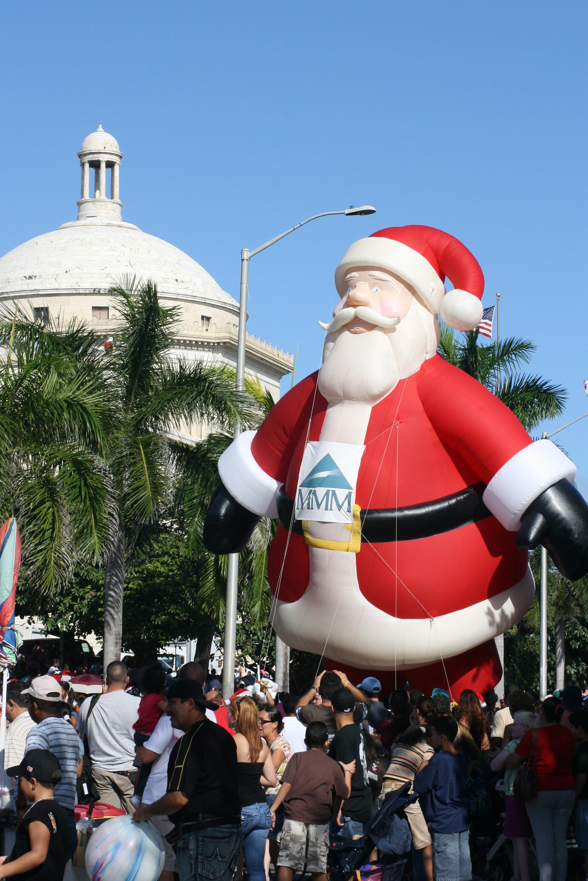 Small Christmas Inflatables