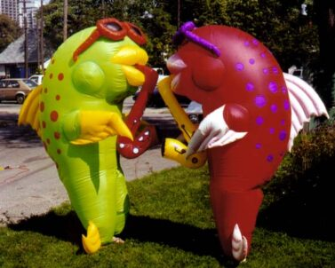 Jazz Fish Costumes