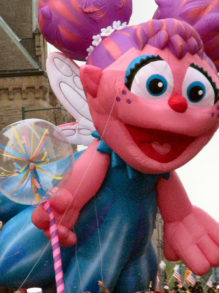 This is a photo of Bewitching Abby Cadabby Images