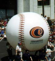 Baseball Parade Balloon, 12'