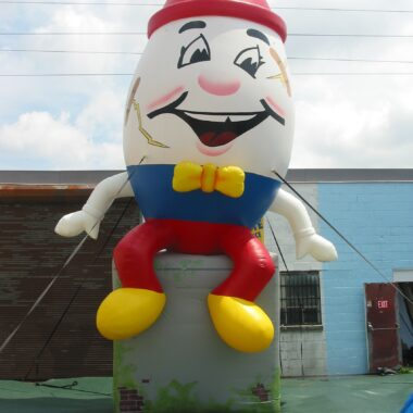 Humpty Dumpty Parade Balloon