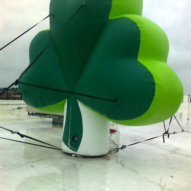 Shamrock Parade Balloon