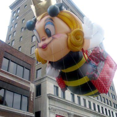 Queen Bee Parade Balloon