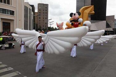angel wings inflatable