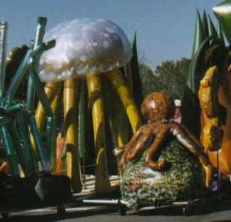 Octopus Garden Parade Float