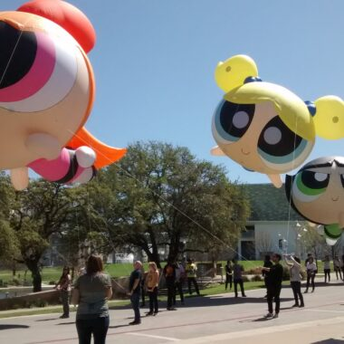 Powerpuff Girls Parade Balloons