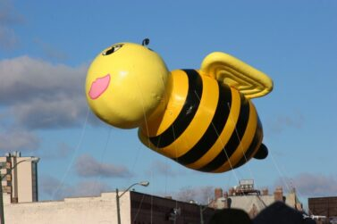 Bee Parade Balloon
