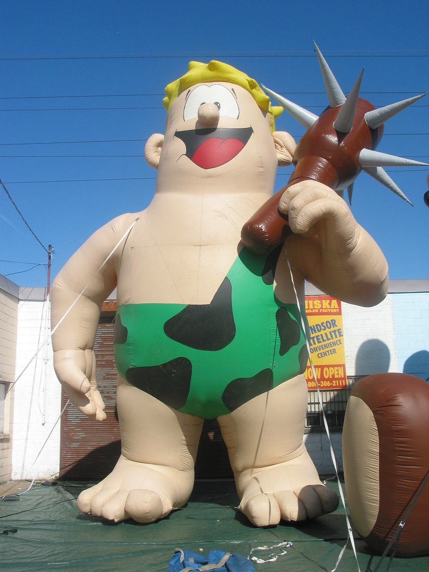 Caveman Parade Balloon