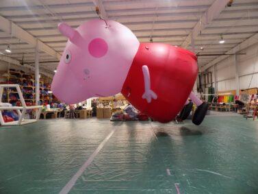 Peppa Pig Parade Balloon 2