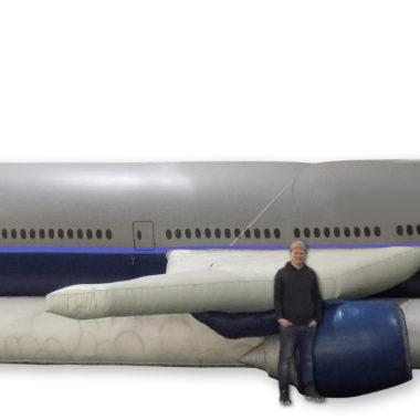 Customizable Plane Parade Balloon