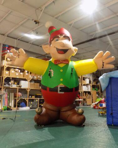 Elf Parade Balloon