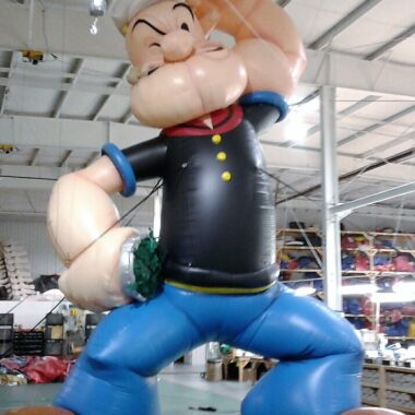 Popeye Parade Balloon