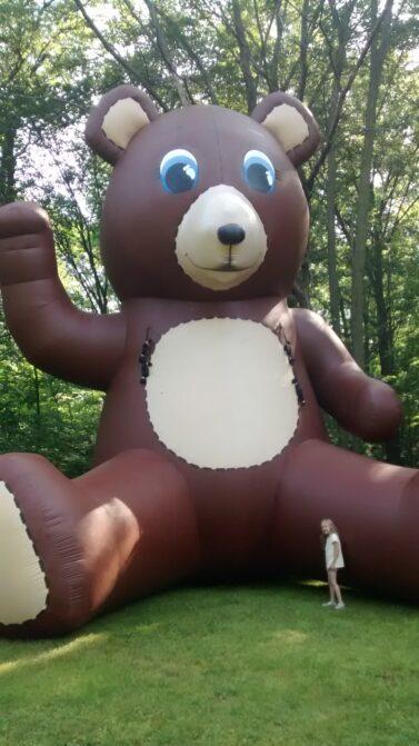 Teddy Parade Balloon