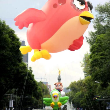 Angry Birds Movie Parade Balloon
