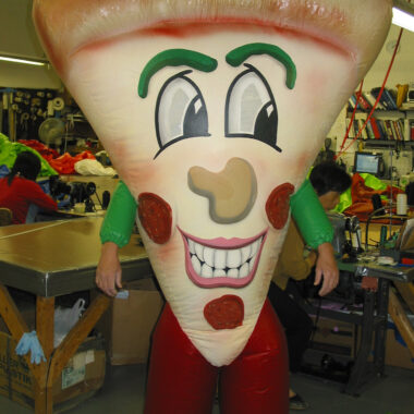 Pizza Inflatable Costume