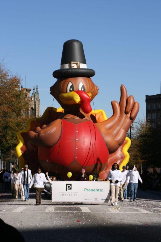 Tom Turkey Parade Balloon, 30'
