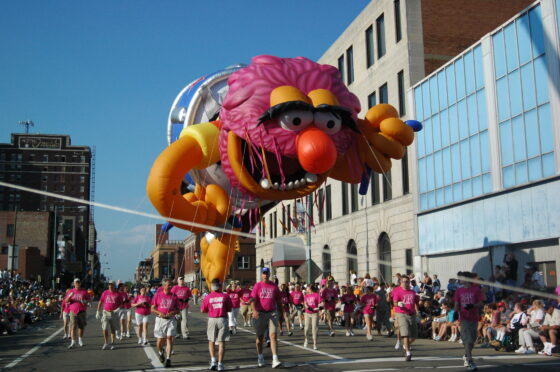 The Muppets, Animal Parade Balloon, 50'