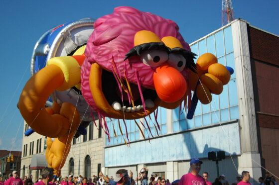 Animal, Muppets Parade Balloon