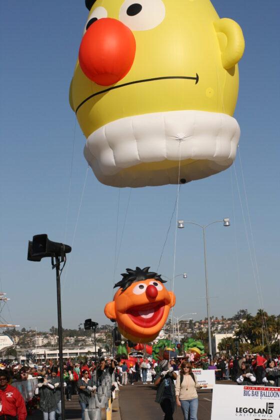 Bert & Ernie Sesame Street