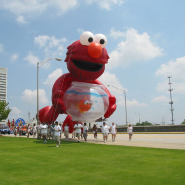 Elmo Parade Balloon