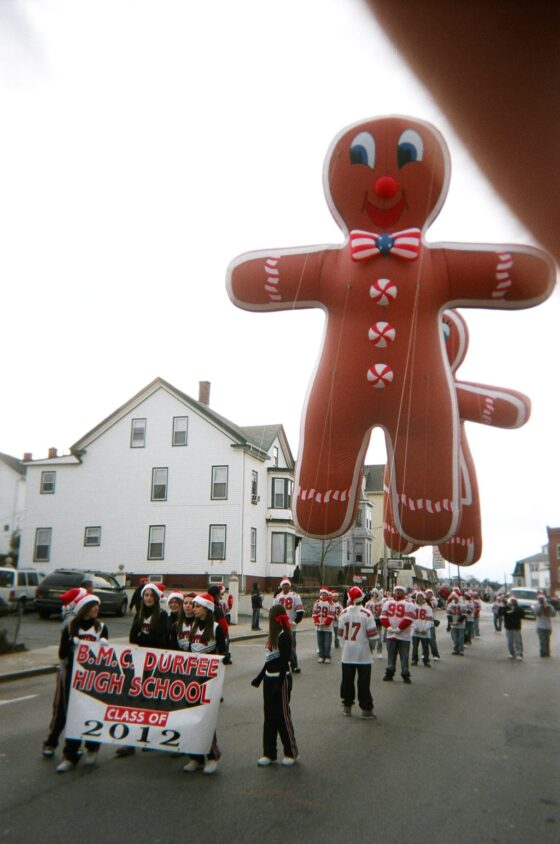 Gingerbread Cookie Parade Balloon
