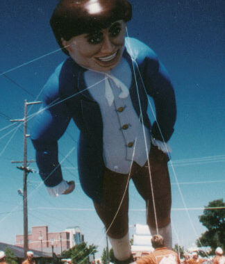 Gulliver Parade Balloon