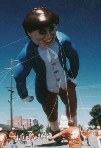 Gulliver Parade Balloon