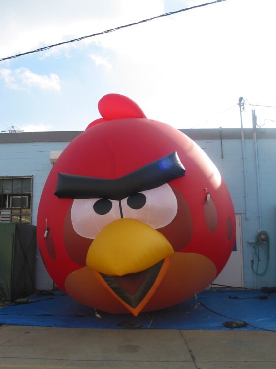 Angry Birds Parade Balloons, Red Bird