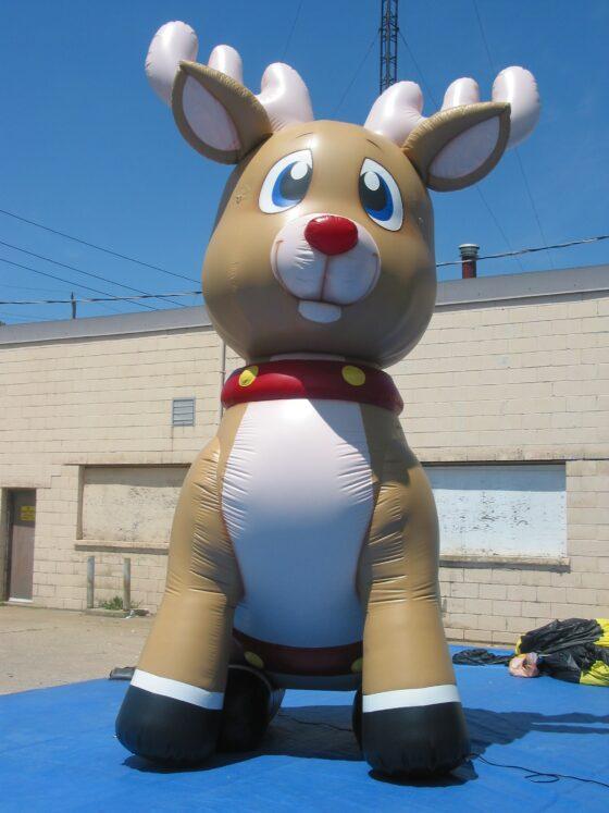 Rudolph Parade Balloon, 25'