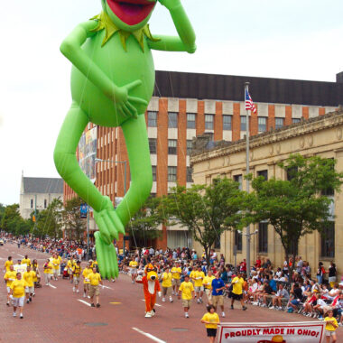 Kermit Parade Balloon
